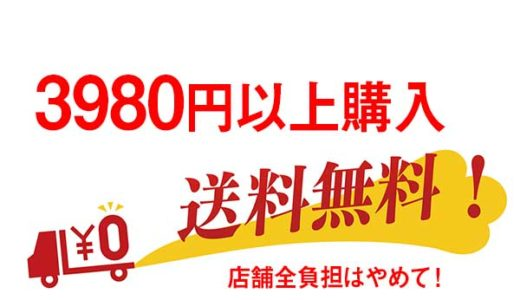 楽天3980円以上購入送料込について叫びたい-2