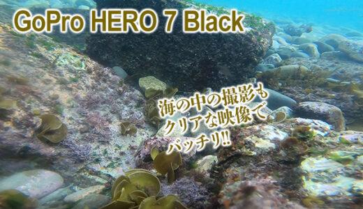 【GoPro 体験談】水中撮影もハウジングケース装着でクリアな映像が撮影出来ます!